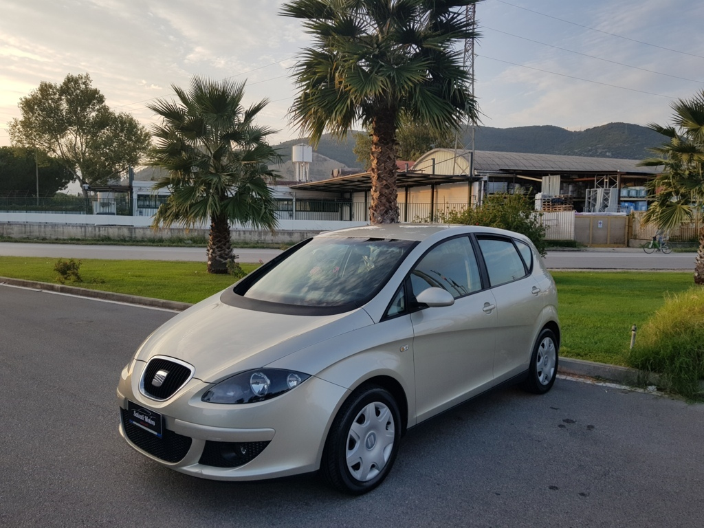 SEAT ALTEA 1.6 Reference GPL