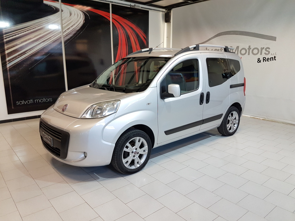 fiat QUBO 1,4 Natural P. Dynamic 77Cv