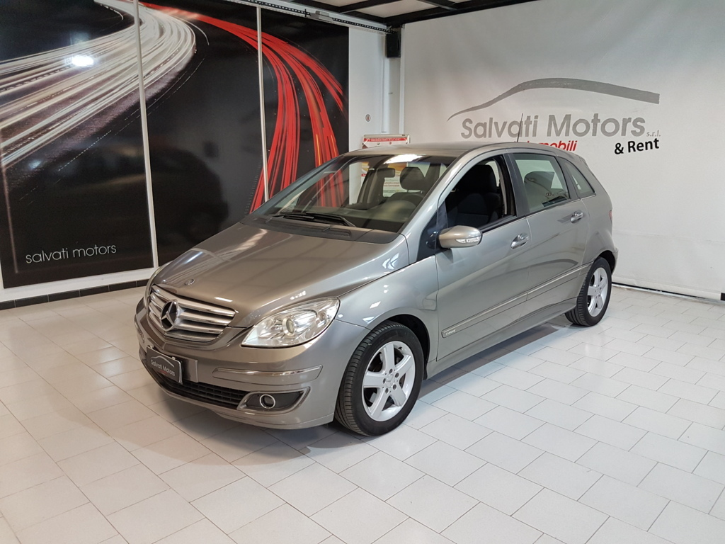 mercedes classe b 200 cdi Chrome